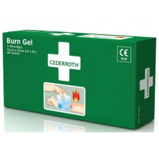 Cederroth Kompress Burn Gel 10x10 cm (fp om 2 st)