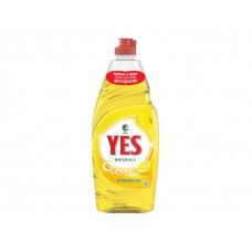YES [P&G] Handdisk lemon 650ml (flaska om 650 ml)
