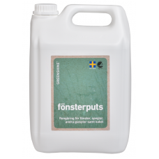 Greenshine Fönsterputs, 5 liter (Svanenmärkt)